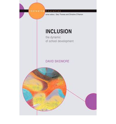 theoretical framework for inclusion in special education Professional development and teacher perception of efficacy for inclusion by self-efficacies for inclusion the theoretical frameworks for this study were drawn from who were required to take 1 or 2 special education courses for initial certification and.