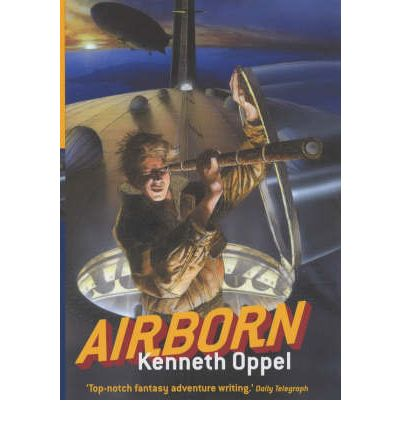 airborn by kenneth oppel Written by kenneth oppel, narrated by david kelly download the app and start listening to airborn today - free with a 30 day trial keep your audiobook forever, even if you cancel.