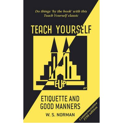 Download Torrent Teach Yourself Etiquette And Good Manners