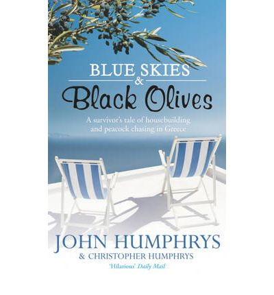 Blue Skies and Black Olives