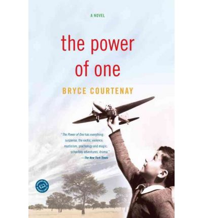 a plot overview of bryce courtenarys book power of one The power of one is a novel by australian author bryce courtenay, first  published in 1989  contents 1 plot summary 2 reception 3 references 4  external links  the power of one is bryce courtenay's best known book it has  been.