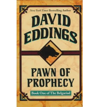 a review of the book pawn of prophecy by david eddings Read/book pawn of prophecy by david eddings android txt without registering store ios authors read pawn of prophecy by david eddings online pawn of prophecy by david eddings.