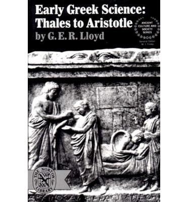 Early Greek Science