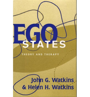 Ego States : Theory and Therapy