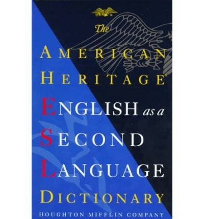 Laden Sie Kindle Bücher kostenlos herunter American Heritage English as a Second Language Dictionary by HMCO PDF PDB CHM