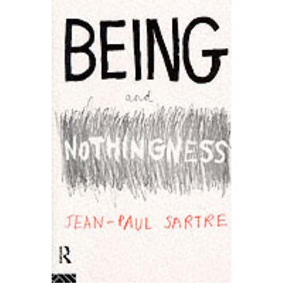 sartre being and nothingness essay