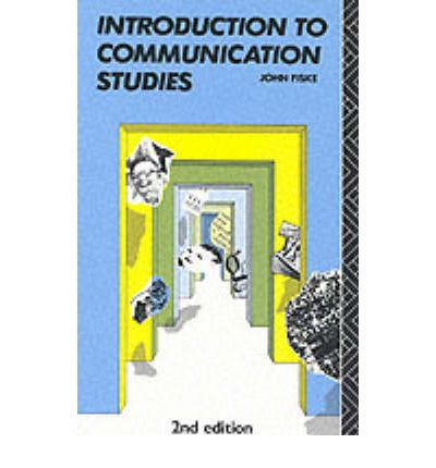 introduction to communication studies Whether you will give your first presentation in this class next week or in two months, you may be one of many students in the introduction to communication studies course to face anxiety about communication in general or public speaking in particular.