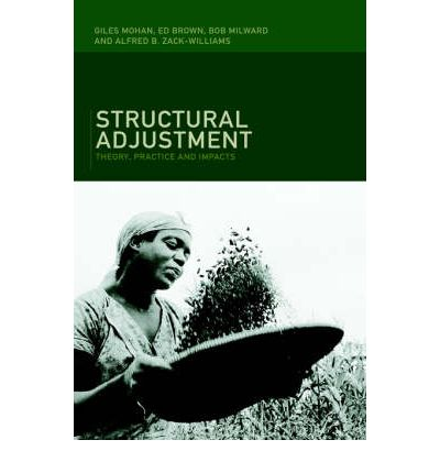 Structural Adjustment—a Major Cause of Poverty