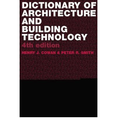Dictionary of architectural and building technology for Building dictionary