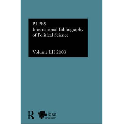 IBSS: Political Science 2004
