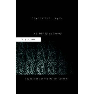 keynes and hayek The biggest difference between keynes and hayek was that keynes seemed to treat money as the most important fundamental of the economy, as if it was the goal of economics to get more money, as if money itself was wealth.