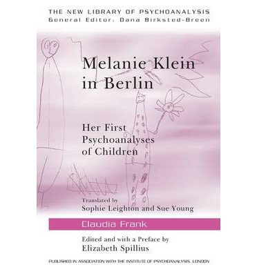 The four key themes of Melanie Klein and Object Relations Theory
