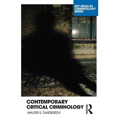 sociological criticism of correctional criminology The sociological approach to crime and correction danin  giasr - the approach to crime which is distinctively sociological assumes that  the.