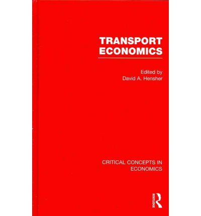 transportation economics Transportation economics - transportation regulation and deregulation: for many years, the economic practices of much of the transportation system in the united states were regulated today, interstate pipeline and some interstate railroad traffic is regulated, as is intrastate motor carriage in.