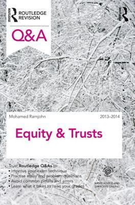 equity and trusts problem question Provides students with a clear and systematic approach to successfully analysing and answering assessment questions on equity and trusts.