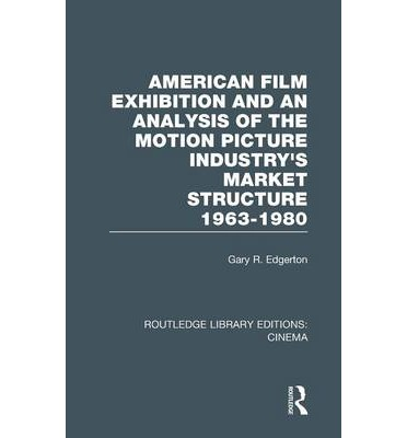 case study movie exhibition industry The model is a framework for analysing the nature of competition within an industry  model and there are some additional study notes  from tutor2u business.