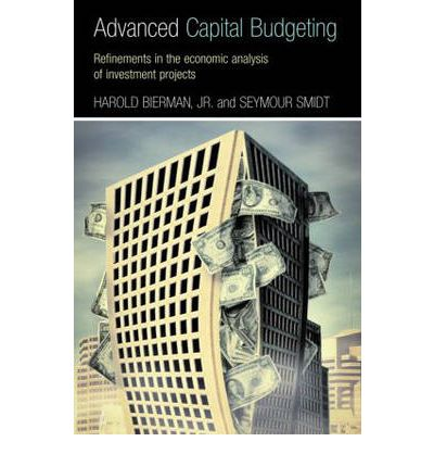 advanced topics in capital investment analysis Financial appraisal of investment projects classification of investment projects 4 the capital budgeting process 5 14 property investment analysis 251.