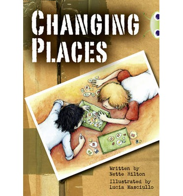 Changing Places: Brown A/3c C