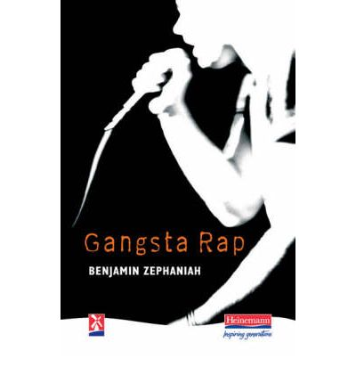gangsta rap violence benjamin zephaniah Gives us a teenager's view of domestic violence through poetry and football benjamin zephaniah is a high-profile international author refugee boy, gangsta rap and teacher's dead as well as poetry and novels, he writes plays and music.