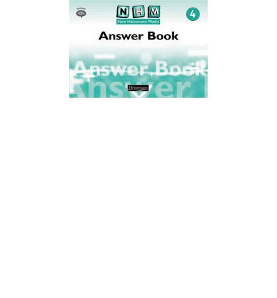 New Heinemann Maths Year 4, Answer Book