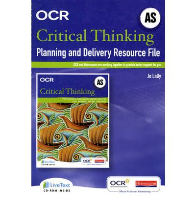 ocr critical thinking teaching resources