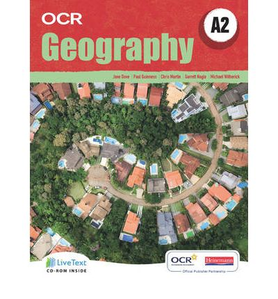 A2 Geography for OCR Student Book with LiveText for Students