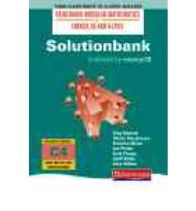 Solutionbank: Core Maths 4 Student Edition: C4