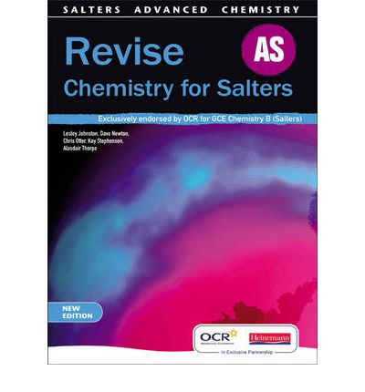 REVISE AS for Salters