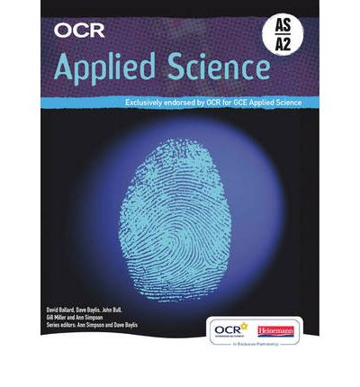 OCR Applied Science AS and A2 : Student Book