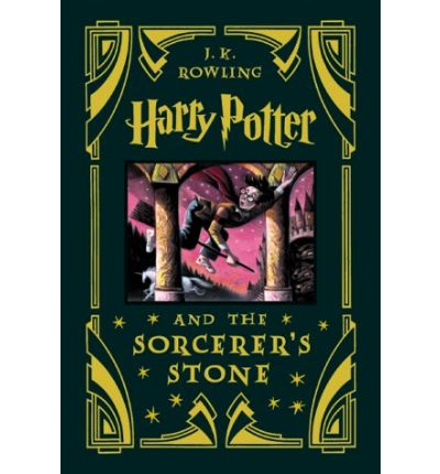 Harry Potter and the Sorcerer's Stone : J K Rowling ...
