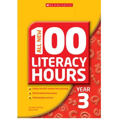 All New 100 Literacy Hours Year 3