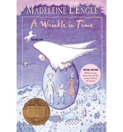 Kostenloser Computer-Ebook-Download im PDF-Format A Wrinkle in Time 9780440498056 by Madeleine L'Engle PDF