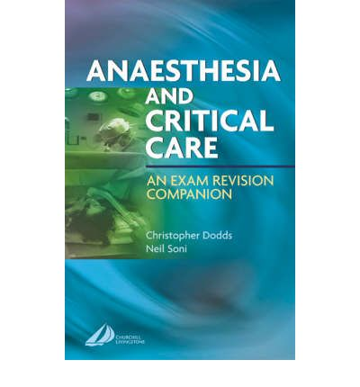 Anesthesia and Critical Care