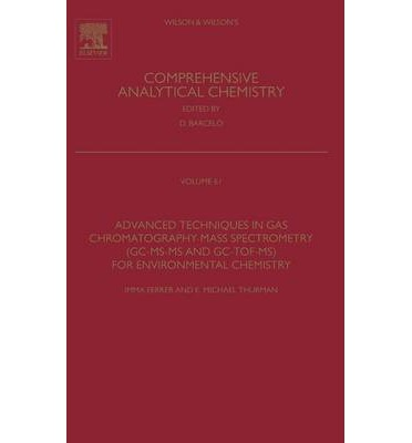 gas chromatography mass spectrometry environmental sciences essay In modern analytical chemistry chromatography biology essay present reappraisal studies current status and techniques in the field of separation science.