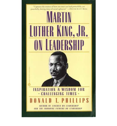 Leadership essays on martin luther king jr