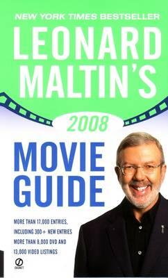 Leonard Maltin's Movie Guide 2008