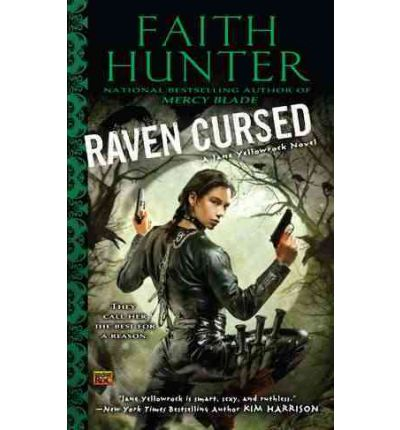 Raven Cursed : A Jane Yellowrock Novel