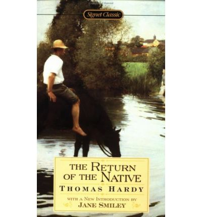 An analysis of the return of the native a novel by thomas hardy