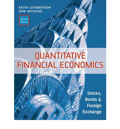 quantitative methods finance and investment Finance & quantitative methods  these groups allow you to practice your  investment and risk management abilities as you network with professors and.