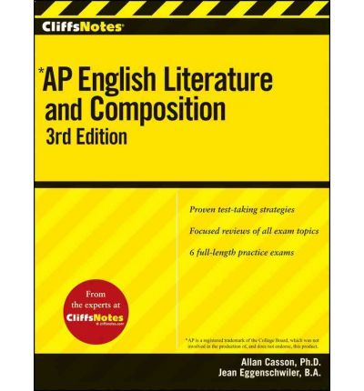 A personal opinion on british literature and composition
