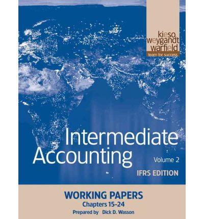 15 24 accounting chapter intermediate papers working No part of this work covered by the intermediate accounting, 10th edition chapter 20 miums that companies pay to the pbgc by an estimated $15 bil.