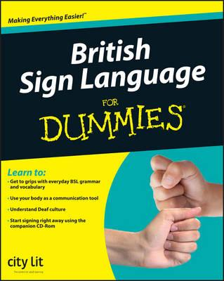 British Sign Language For Dummies
