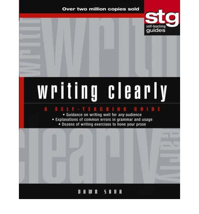 writing clearly Buy writing clearly at walmartcom hi get more out of walmartcom writing clearlyhelps students become independent self-editors through thorough error analysis.