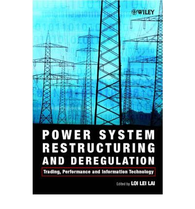 power system deregulation thesis In this thesis we have presented different ancillary service markets for frequency and voltage control and  figure 3-3: ancillary service  power system here.