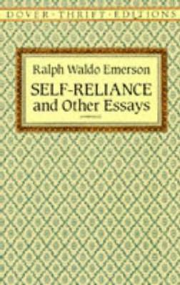 self reliance essay 2 Article shared by self-reliance is ralph waldo emerson's philosophy of individualism it was first published in essays in the year 1841 and is said to be ralph waldo emerson's finest example of his prose in the form of a definitive statement.