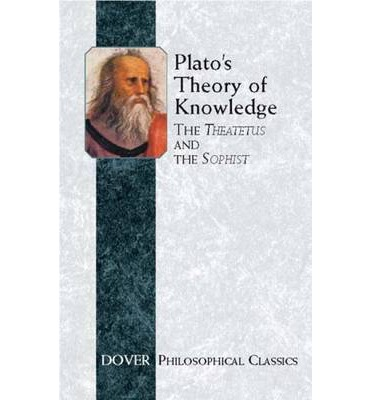 an analysis of platos theory of knowledge And if virtue can be taught, then awareness of this knowledge can change  it is  at this stage that plato expounds his theory of recollection,.