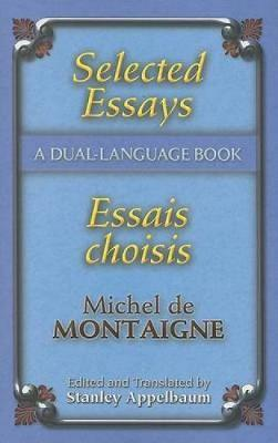 de essay michel montaigne selected