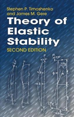 Theory of Elasticity by Stephen P. Timoshenko