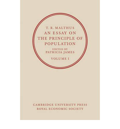 essay malthus population principle Buy an essay on the principle of population (oxford world's classics) by thomas malthus, geoffrey gilbert (isbn: 9780199540457) from amazon's book store everyday low prices and free delivery on eligible orders.