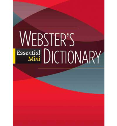 Webster S Essential Mini Dictionary Cambridge University